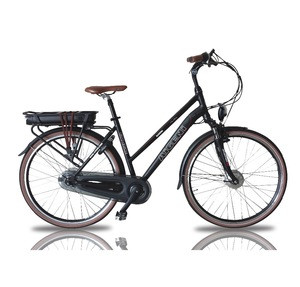 Low Price Lithium Battery Electric Bike Adult Green City Electric Bicycle Bike
