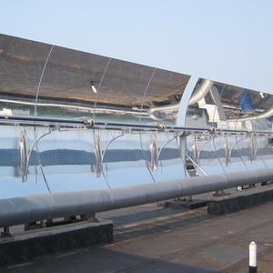 Medium and high temperature solar collector