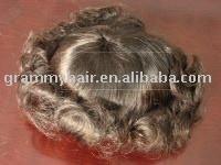Mens wig -- toupee