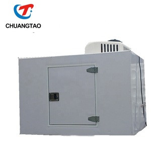 Moon solar cold room for fish cold room refrigeration unit