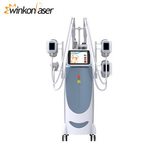 Multifunctional Cryolipolysis Cavitation Rf Lipolaser Double Chin Cryo Machine Fat Freezing Cool Body Sculpting Slimming System
