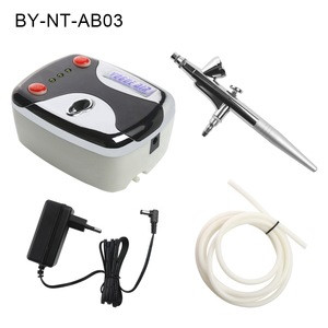 Nail Salon Tools Small Size Makeup AirBrush Compressor Kit For Sale
