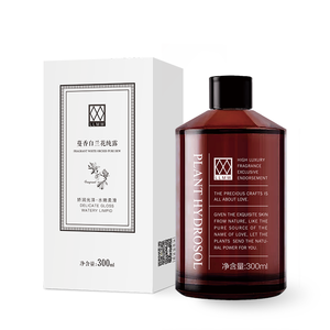 OEM/ODM 300ML Michelia Alba Floral Water Natural Plant Hydrosol Best Skincare for Moisturizing and Anti-wrinkle
