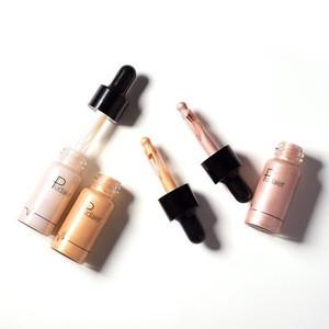 Pudaier Liquid Highlighter Contour Brightening Shimmer Highlight Makeup