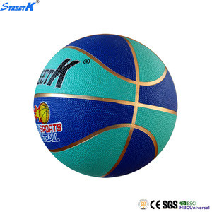 Streetk brand wholesale cheap basketball ball 2017 customize basketball