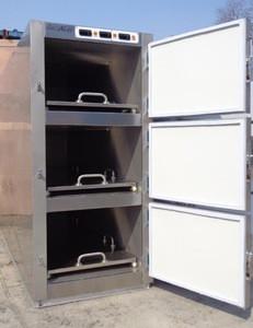 THR-STG3 Stainless Steel Corpse Freezer