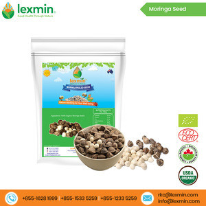Top Quality Natural Moringa Cleaned Seeds