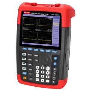 UNI-T UTS1030 Handheld Spectrum Analyzer; 9kHz to 3.6GHz Spectrum Analyzer, 1Hz Resolution, USB Communication