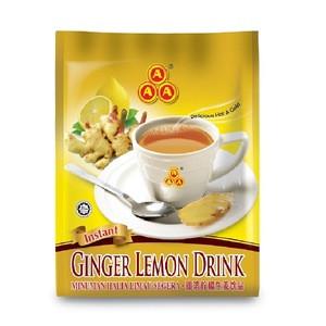 Wholesale Affordable Fragrant 3A Instant Ginger Lemon Drink