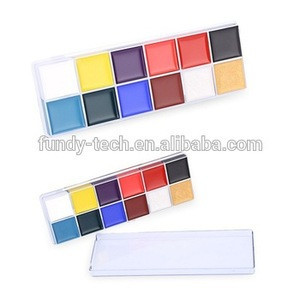 Wholesale face painting for kids face painting kit supplies face body painting with private label