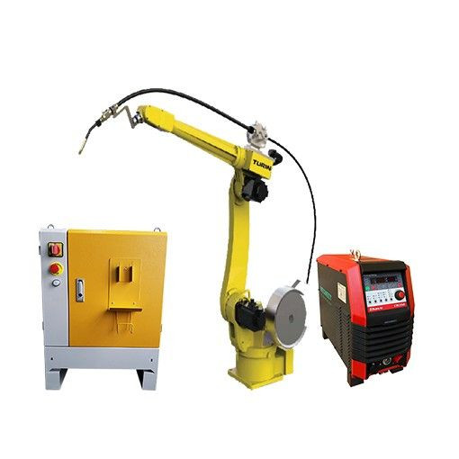 China CNC TIG MAG MIG Spot Welding Robot With Low Price