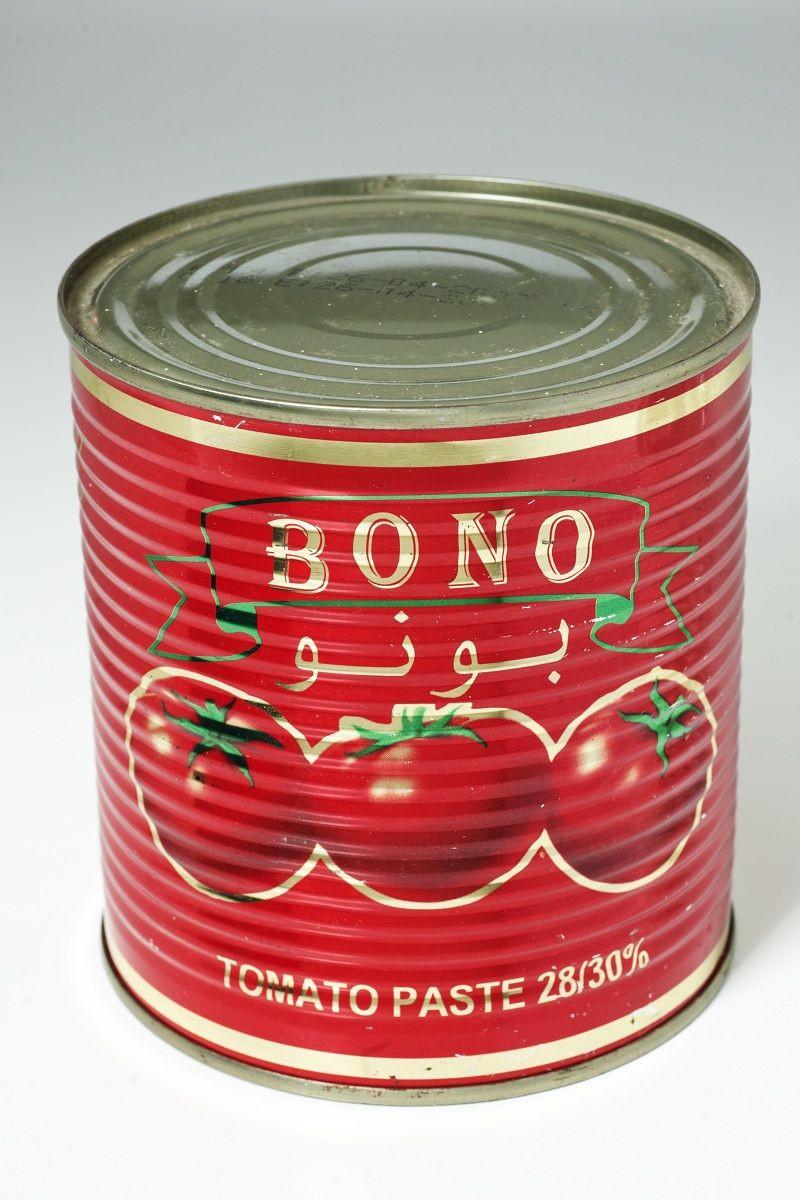 Tomato Paste Italian Product 24x400g. 6x2.200 kg.