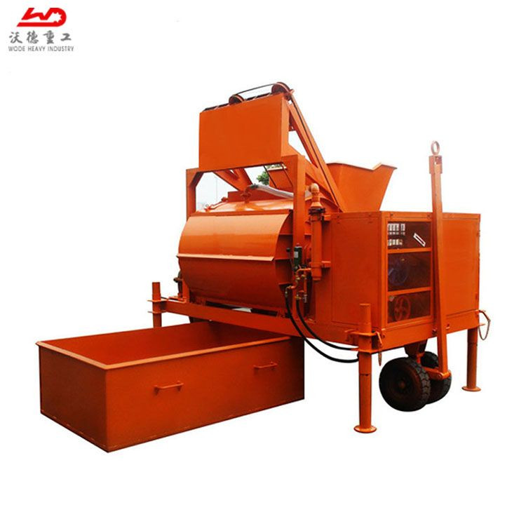 High mixing frequency ISO WM2000 clc foam concrete plant cost