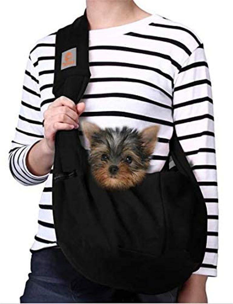 Pet backpack dog bag go out carrying bag