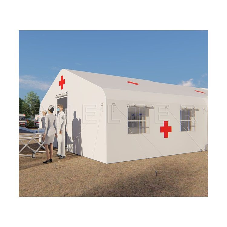 Outdoor Inflatable Sys Closed Isolation/Quarantine Tent for Hospital