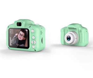 2.0 Inch kids Digital Selfie HD Camera Camcorder 12MP Mini Kids Camera 720P