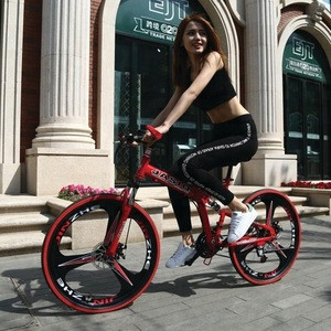 2016 Aluminum Popular Alloy Suspension Moutain Bicycle 26Inch 21 Speed Bike