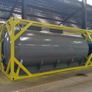40 foot edible oil potable liquid tank container