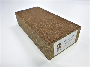 40mm Thickness Woody Construction Light Weight Brick