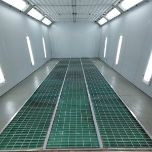 8M length AC-8000  Car Spray Booth Spray Booth Car Baking Oven Auto Spraying Booth for SUV and Van
