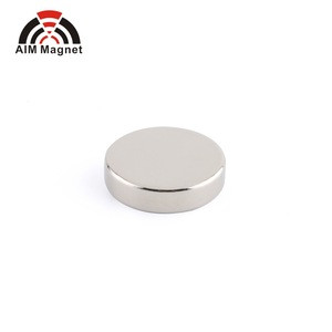 8x4mm N45 Disc Neodymium Magnets for Packing