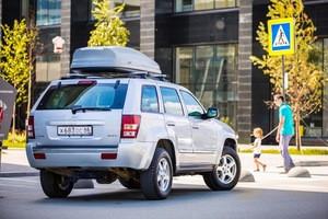 A030 - High quality car roof box 480L