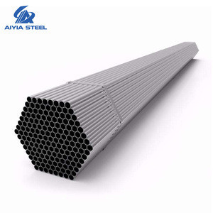 AIYIA G300 to G550 Grade and 0.13mm to 1.2mm Thickness hollow iron pipe