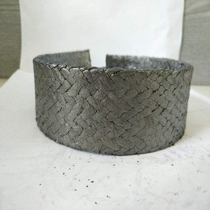 Anti-corrsion high conductive flexible braided Graphite Earth Tapes Copper Earth Rods for high salt moisture soil for Thailand