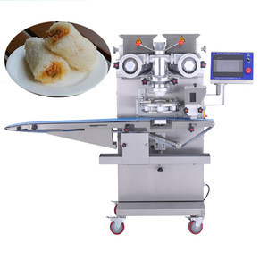 Automatic rice ball forming machine /cereal snacks processing making machine