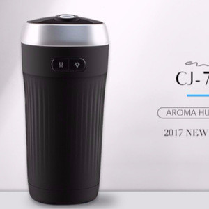 Below 100ml car air freshener dispenser CJ-710 air humidifier and cooler car decoration shenzhen