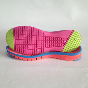 Best Price Good Softness Material Shoes Thin Rubber Sole