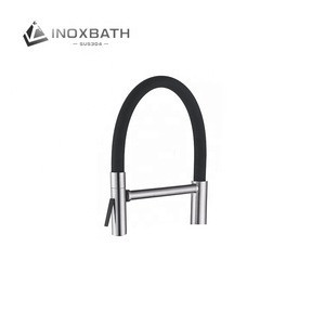 Best Selling Luxury Kitchen Sink Faucet Pull Out Flexible Neck
