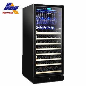 Best selling wine cellar/red wine cabinet/wooden wine cabinet