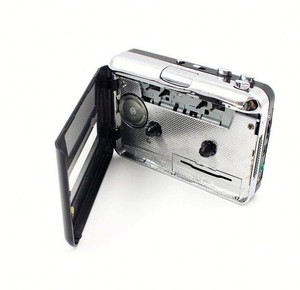 Cassette player with microphone ,AFkab car cassette player with usb