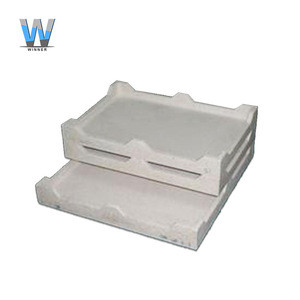 Cheap price refractory saggars for sintering different types of refractories