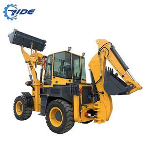 China mini excavator towable backhoe loader YD30-25  mini backhoe loader for sale