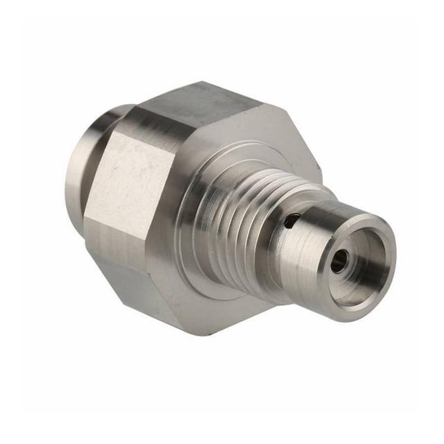 Custom CNC Machining Service for Titanium Bolt Screw Boeing Aircraft Spare Parts