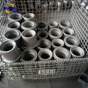 Customized iron sand casting bearing shaft bushing