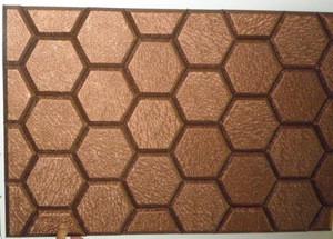 Disco/KTV 3D sound absorber soundproof wall panels YZ-008