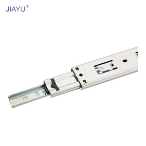 Draw Runners Damping Dotted Slide Double Track Sliding Channel