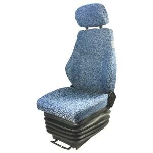 Factory Supply medium backrest replacement mechanic suspension  seats for gantry cranes