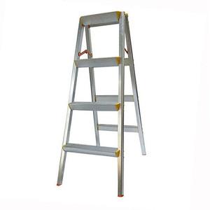 Folding Single Straight Aluminium Ladder Foldable Compact Staircase Marine Hardware Telescopic Ultralight Camping
