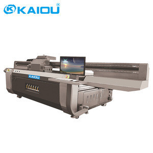 High quality 2513 uv flatbed printer with led uv lamps metal printing durable uv flatbed printers for sale