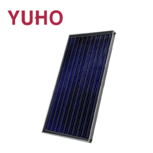 High quality flat plate solar thermal vacuum tubes collector for solar water heater solar keymark