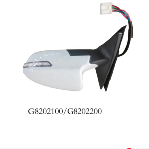 High quality G8202100 car rearview mirror for lifan