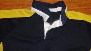 Hot sale custom plain long sleeve rugby jerseys wear