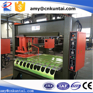 Hydraulic Leather Die Cutting Press for Footwear Industry