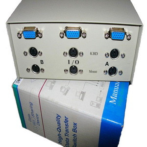 KVM 2Port Data Switch Box(6091)