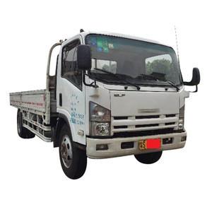 Low Price Japanese ISU ZU 700P Used Truck With 4HK1-TC Engine 7 Tons Loading Capacity