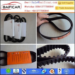 Making machine v belt transmission belts scrap karachi auto fan motor parts made in russia poly v belt for BMW cars or trucks